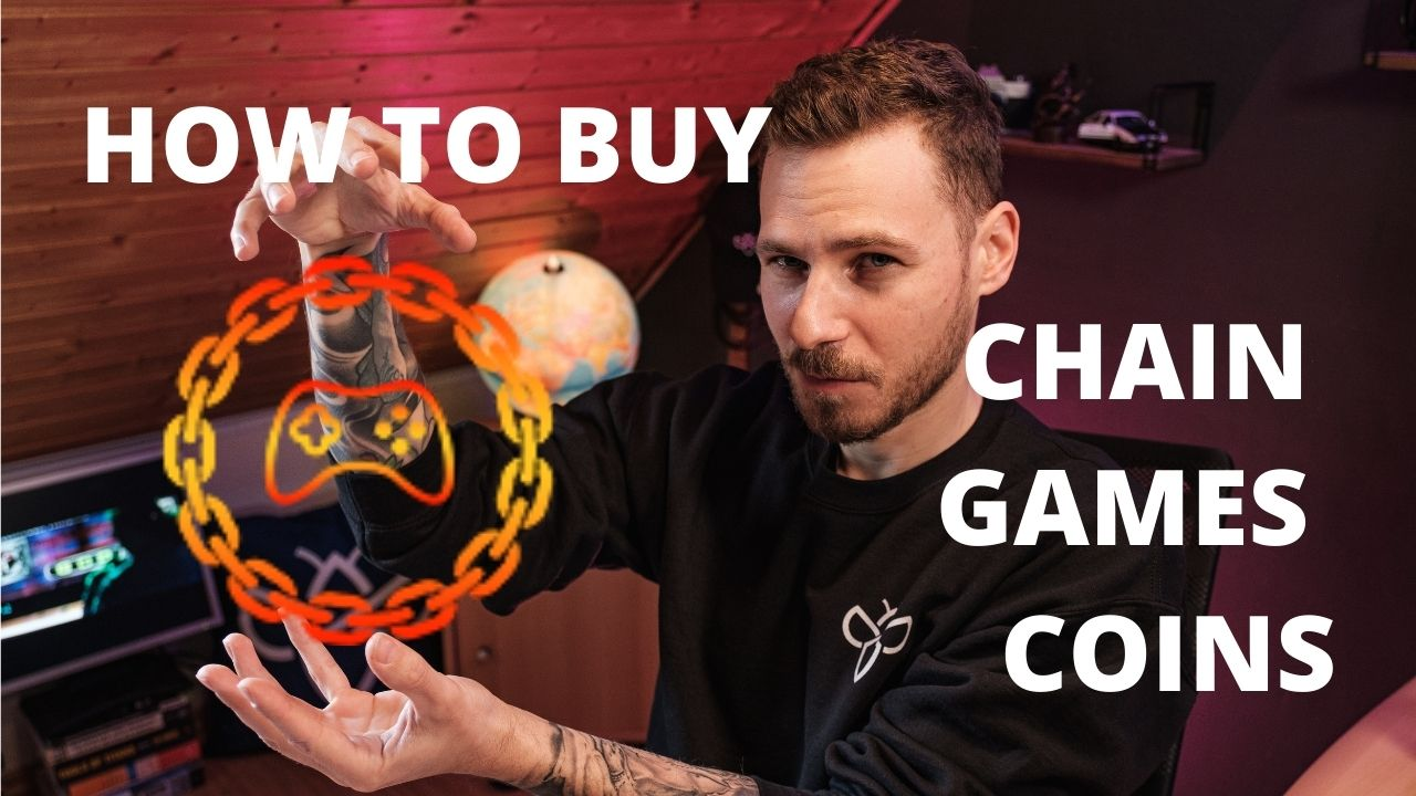 How to buy Chain Games Crypto